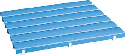 【ヒシ】ヒシ スノコ カラースノコ1050×600ブルー MSCヒシ スノコKオフィス住設用品床材用品スノコ【TN】【TC】