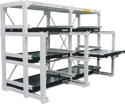 【取寄品】【日向】日向 スライダーラック N5S1200日向 ラック物流保管用品物品棚金型収納ラック【TN】【TC】
