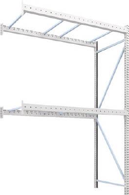 【取寄品】【TRUSCO】TRUSCO パレットラック1トン用2300X1100XH3500 2段 連結 1D35B23112B[TRUSCO パレットラック物流保管用品物品棚パレットラック]【TN】【TC】 P01Jul16