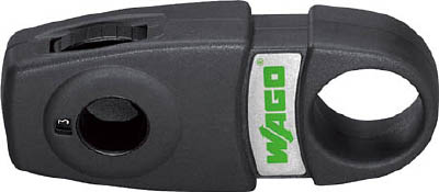 【WAGO】WAGO ケーブルストリッパ(ケーブル外径Φ2.5~11mm丸型ケーブル用) 206171PK[WAGO 電設工具作業用品電設工具ワイヤストリッパー]【TN】【TC】 P01Jul16