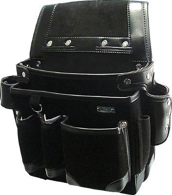 【KH】KH 超高密度シリーズ ネイルバッグ B型 24206[KH ツールケース作業用品工具箱・ツールバッグツールホルダ]【TN】【TC】 P01Jul16