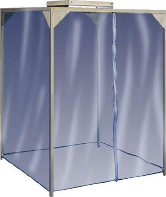【取寄品】【日本無機】日本無機 簡易クリーンブース PFB15152L1日本無機 クリーンルーム研究管理用品理化学・クリーンルーム用品クリーンブース【TN】【TD】