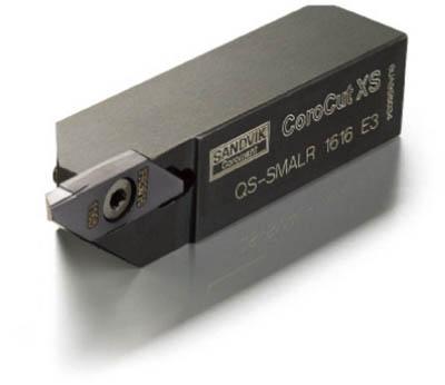 【サンドビック】サンドビック QSホールディングシステム コロカットXS用バイト QSSMALR1212E3サンドビック ホルダー切削工具旋削・フライス加工工具ホルダー【TN】【TC】