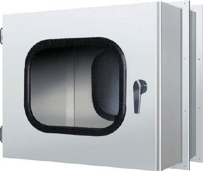 【取寄品】【日本無機】日本無機 パスボックス PPB5551KDJ日本無機 クリーンルーム研究管理用品理化学・クリーンルーム用品クリーンブース【TN】【TD】
