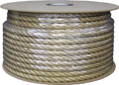 ユタカ マニラロープドラム巻 16φ×100m PRM16ユタカ ロープ環境安全用品シート・ロープロープ【TN】【TC】