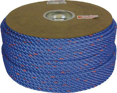 ユタカ タストンロープ ブルー ドラム巻 9φ×150m 青 PRVP52ユタカ ロープ環境安全用品シート・ロープロープ【TN】【TC】