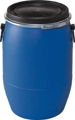 【コダマ】コダマ パワードラムオープンタイプ 60リットル POM60コダマ タンク物流保管用品ボトル・容器ドラム缶【TN】【TC】