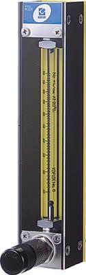 【取寄品】【コフロック】コフロック 流量計精密ニードルバルブ付 RK1200B2100コフロック 流量計生産加工用品計測機器流量計【TN】【TC】