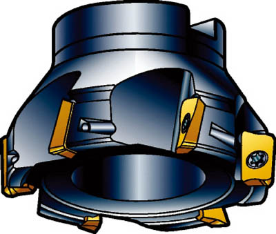 【サンドビック】サンドビック コロミル390カッター R390080Q2711Mサンドビック カッター切削工具旋削・フライス加工工具ホルダー【TN】【TC】