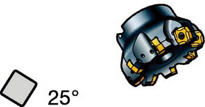 【サンドビック】サンドビック コロミル365カッター RA365080J25S15Hサンドビック カッター切削工具旋削・フライス加工工具ホルダー【TN】【TC】