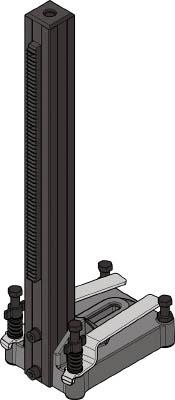 【取寄品】【Hakken】Hakken 49角ポールベース SB493600Hakken 建設機器作業用品電動工具・油圧工具コアドリル【TN】【TC】