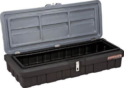 【リングスター】リングスター スーパーボックスグレートスリムSGF-1300SSグレー/ブラック SGF1300SSGYBKリングスター 工具箱作業用品工具箱・ツールバッグ車載用収納箱【TN】【TC】