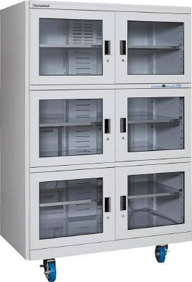 【取寄品】【リビング】リビング M-Temp2(超低湿+加熱併用Max50℃) SDM120601リビング ドライデシケーター研究管理用品研究機器デシケーター【TN】【TC】