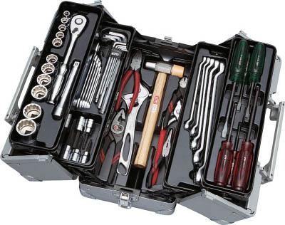 【KTC】KTC 工具セット(インダストリアルモデル) SK4510WMKTC 工具セット作業用品工具セット手提げタイプ【TN】【TC】