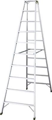 【取寄品】ハセガワ アルミ合金製天板幅広専用脚立 SWH30ハセガワ 脚立工事用品はしご・脚立脚立【TN】【TC】