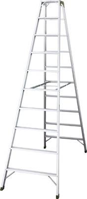 【取寄品】ハセガワ アルミ合金製天板幅広専用脚立 SWH15ハセガワ 脚立工事用品はしご・脚立脚立【TN】【TC】