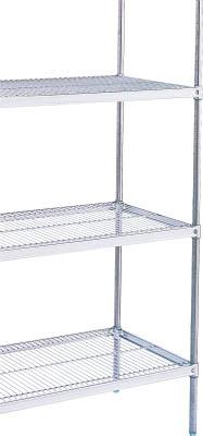 【取寄品】キャニオン ステンレスシェルフ棚板 SUS46012Tキャニオン S棚物流保管用品物品棚ステンレス棚【TN】【TC】