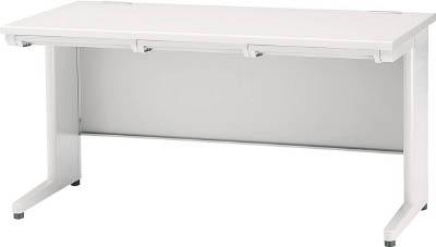 TRUSCO システムデスク 平 1400X700XH700 THD1470TRUSCO FUテーブルオフィス住設用品オフィス家具デスクシステム【TN】【TC】
