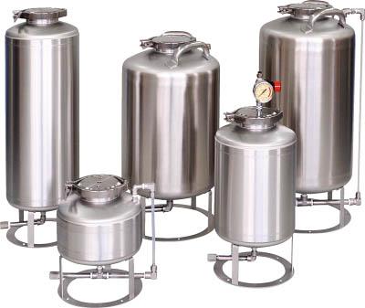 【取寄品】【ユニコントロールズ】ユニコントロールズ ステンレス加圧容器 TMC5ユニコントロールズ タンク物流保管用品ボトル・容器ステンレスタンク【TN】【TD】