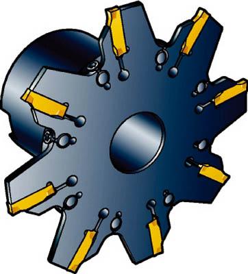 【サンドビック】サンドビック コロミル329カッター 329100Q22E[サンドビック カッター切削工具旋削・フライス加工工具ホルダー]【TN】【TC】 P01Jul16