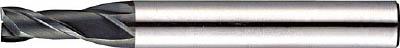 【日立ツール】日立ツール ATコート NEエンドミル ショート刃 2NES18-AT 2NES18AT[日立ツール ハイスエンドミル切削工具旋削・フライス加工工具ハイススクエアエンドミル]【TN】【TC】 P01Jul16