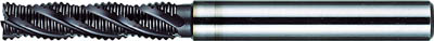 三菱K バイオレットラフィングエンドミル VALRD4000三菱K エンドミル切削工具旋削・フライス加工工具ハイスラフィングエンドミル【TN】【TC】