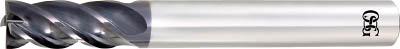 OSG 超硬エンドミル4刃ショート形(防振型多機能) UPPHS12OSG A超硬EM (WXLシリーズ)切削工具旋削・フライス加工工具超硬スクエアエンドミル【TN】【TC】