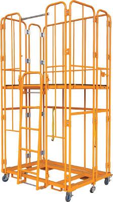 【取寄品】【ワコー】ワコー タワーステージ(高所作業台) WKTS1311[ワコー パレット工事用品はしご・脚立高所作業台]【TN】【TC】