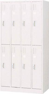 【取寄品】【TRUSCO】TRUSCO スタンダードロッカー 8人用 900X515XH1790 W色 WL87[TRUSCO ALロッカーオフィス住設用品オフィス家具ロッカー]【TN】【TC】