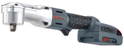 【IR】インガソール・ランド 1/2インチ 充電アングルインパクトレンチ(20V) W5350JPK2[IR 電動工具作業用品電動工具・油圧工具インパクトレンチ]【TN】【TC】