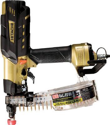 【日立】日立 高圧ねじ打機 メタリックゴールド WF4H3[日立 電動工具工事用品土木作業・大工用品釘打機]【TN】【TC】