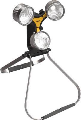 【ライテックス】ライテックス LED×3灯 スーパーワークライト WT1000[ライテックス 商品工事用品作業灯・照明用品投光器]【TN】【TC】