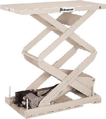 【取寄品】【ビシャモン】ビシャモン テーブルリフト ちびちゃんシリーズ X50SAB[ビシャモン テーブルリフト物流保管用品リフター・ハンドパレットテーブルリフト]【TN】【TD】