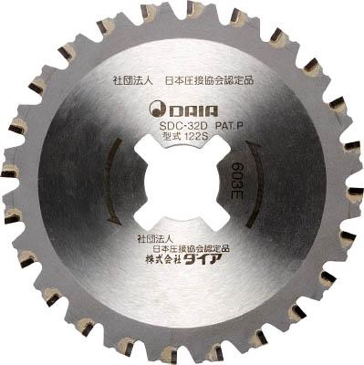 【ダイア】ダイア SDC-51E用 チップソー ZC1052[ダイア 油圧工具作業用品電動工具・油圧工具鉄筋加工機]【TN】【TC】