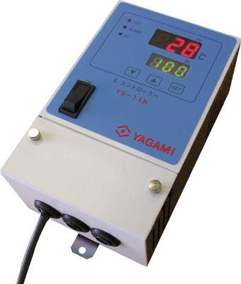 【ヤガミ】ヤガミ デジタル温度調節器 YD15N[ヤガミ ヒーター作業用品小型加工機械・電熱器具ヒーター]【TN】【TC】