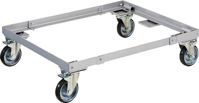【TRUSCO】TRUSCO ネットパレットカー 1000X1200 NC12[TRUSCO PU運搬車 物流保管用品 運搬台車 パレット台車]【TN】【TC】