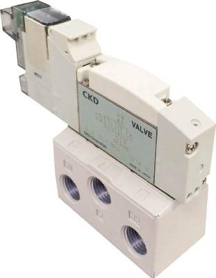 【CKD】CKD パイロット式5ポート弁 4GA・4GBシリーズ 4GB310R103[CKD バルブ生産加工用品空圧・油圧機器電磁弁]【TN】【TC】 P01Jul16