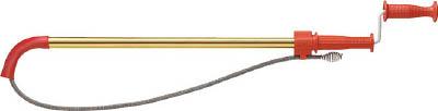 【RIDGE】RIDGE クロゼットオーガー K‐6 59797[RIDGE フレァーリング作業用品水道・空調配管用工具排水管掃除機]【TN】【TC】 P01Jul16