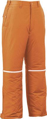 【ジーベック】ジーベック 580580防水防寒パンツ オレンジ 3L 580823L[ジーベック ウェアオフィス住設用品冷暖対策用品寒さ対策用品]【TN】【TC】 P01Jul16