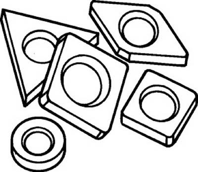 サンドビック オーバーのアイテム取扱☆ 卸直営 シム 532226301 パーツ切削工具旋削 TC TN フライス加工工具ホルダー P01Jul16
