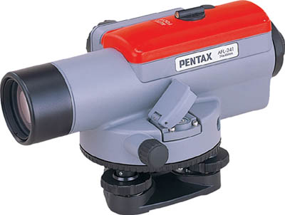 【ペンタックス】ペンタックス オートフォーカスレベル24倍 AFL241[ペンタックス 測量器工事用品測量用品オートレベル]【TN】【TC】 P01Jul16