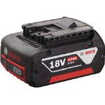 電動工具作業用品電動工具・油圧工具インパクトレンチ]【TN】【TC】 スライド式 【ボッシュ】ボッシュ 18V4.0Ahリチウムイオン P01Jul16 バッテリー A1840LIB[ボッシュ