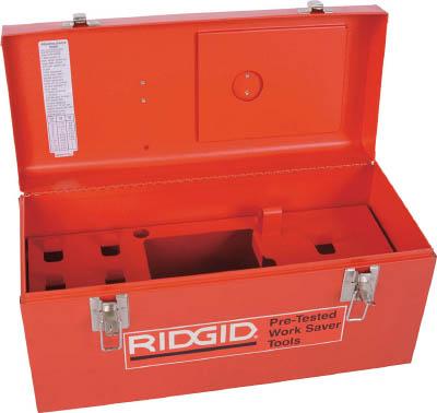 【RIDGE】RIDGE ツールボックス 93497[RIDGE 部品作業用品水道・空調配管用工具配管用工具]【TN】【TC】 P01Jul16【12ss】