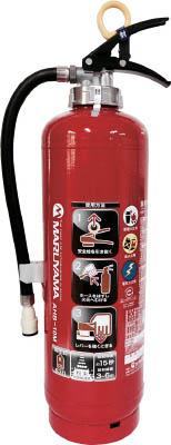 【マルヤマ】マルヤマ 加圧式ABC粉末3.0Kg AHB10M[マルヤマ 消火器オフィス住設用品防災・防犯用品消火器]【TN】【TC】 P01Jul16