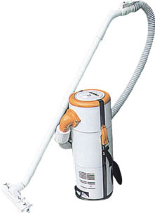 [スイデン] 乾湿両用掃除機(クリーナー)ポータブルショルダー型100V SPV-B101A-2 (SPVB101A2)【清掃用品 そうじ機 スイデン そうじ機(乾湿両用) ショルダータイプクリーナー(乾湿両用)】【TC】【TN】