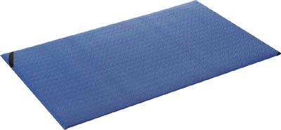【コンドル】コンドル (クッションマット)ケアソフト クッションキング #15 ブルー F15415BL【清掃用品/マット/山崎産業/マット(ロールマット、耐油タイプ)/ケアソフト クッションキング】【TC】【TN】