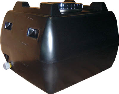 【スイコー】スイコー ホームローリータンク100 黒 HLT100BK【コンテナ・容器/タンク】【TC】【TN】