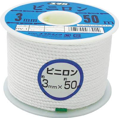 【ユタカ】ユタカ クレモナロープドラム巻 12φ×100m PRV6【梱包結束用品/ロープ/クレモナロープ】【TC】【TN】