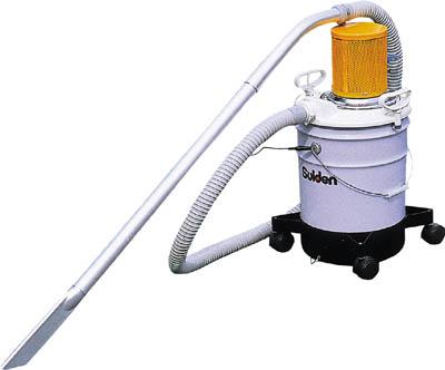 [スイデン] エアー式クリーナー(樹脂) SAC-100(P) (SAC100P)【清掃用品 そうじ機 スイデン そうじ機(乾湿両用ペール缶タイプ) エアー式クリーナー(乾湿両用)】【TC】【TN】