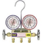 【アサダ】マニホールドキットY40951C【マニホールドキット(R410A用)/空調工具】【TC】 P19Jul15